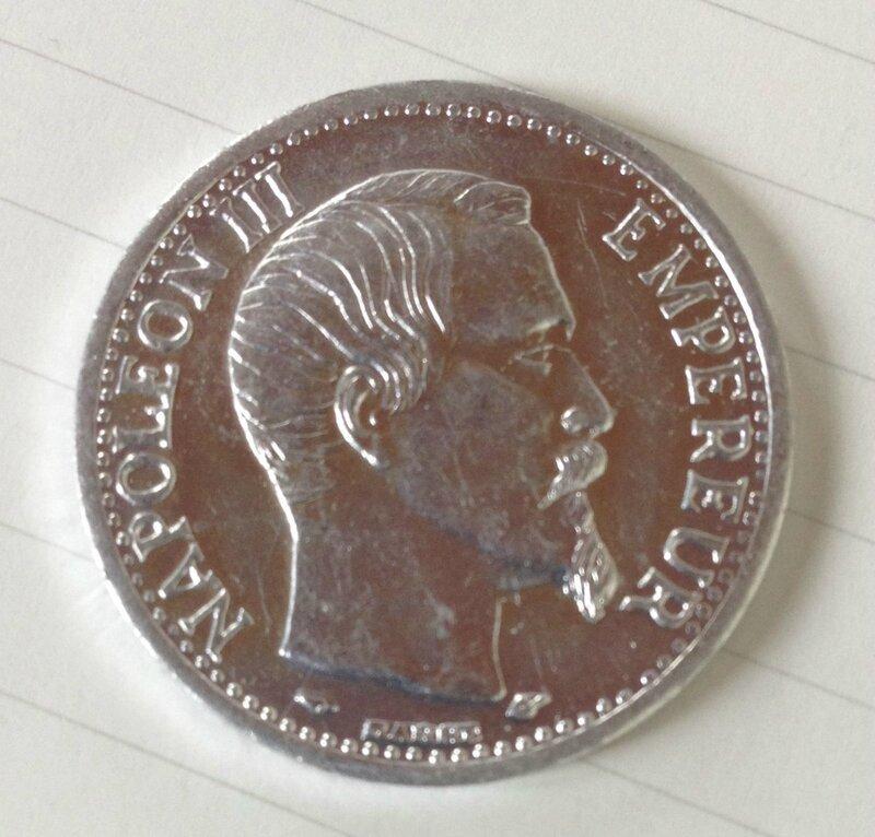 20 francs 1