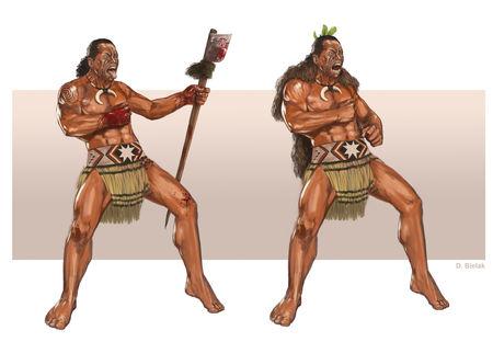 Maori_fighter