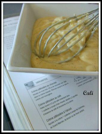 Crème Pâtissière à la Vanille 001
