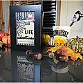 Album souvenirs de nos premiers halloween...