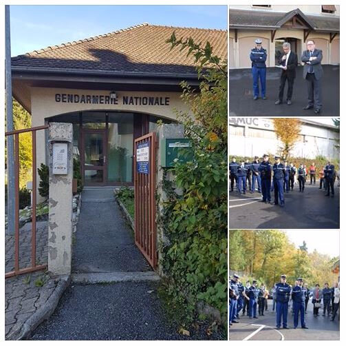 inauguration extension gendarmerie 19 10 2017