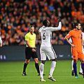Vidéo but pogba pays-bas - france (0-1)