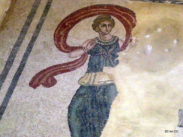 Mosaïques - Villa romana del casale - Piazza Armerina - Sicile