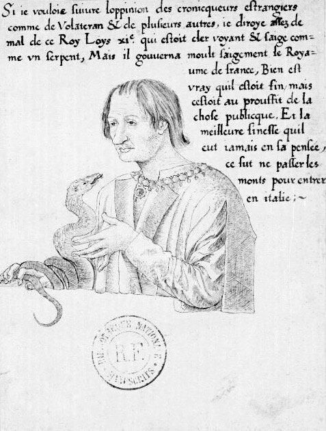 Louis XI (3)