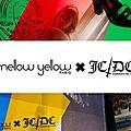 Jcdc x mellow yellow