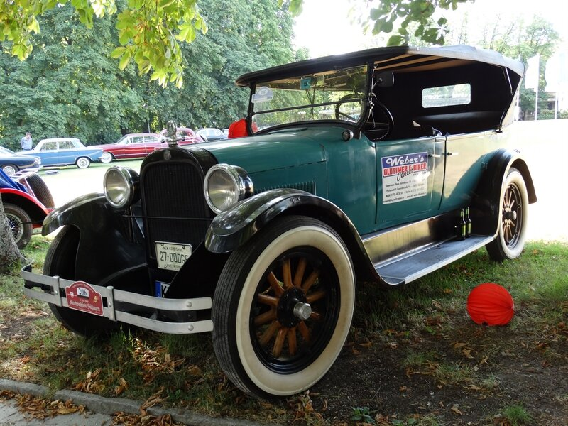 DODGE Fast Four Tourer 1927 Baden Baden (1)