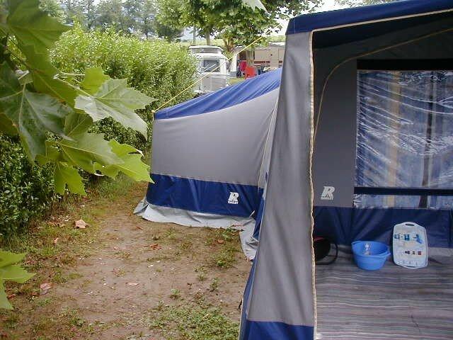 Piece Vivre Chambre Annexe Photo De Caravanes