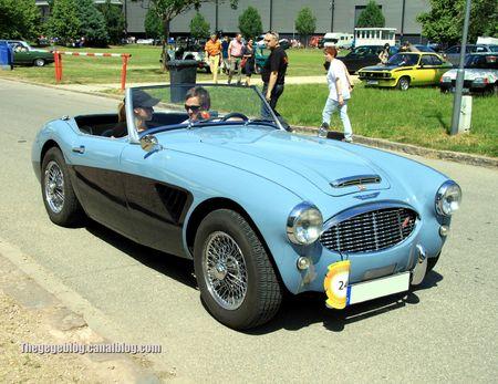 Austin healey 3000 Z convertible (RegioMotoClassica 2011) 01