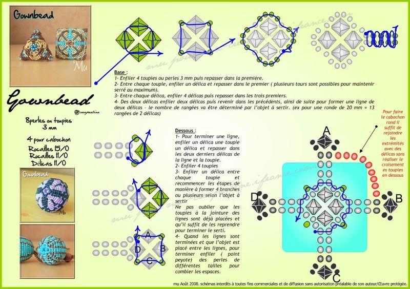 Посмотрите как можно из бисера по схемам сплести красивые украшения.  Разные.  И серьги, и кольца, и подвески.
