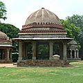 Delhi - hauz khas - la madrasa 1