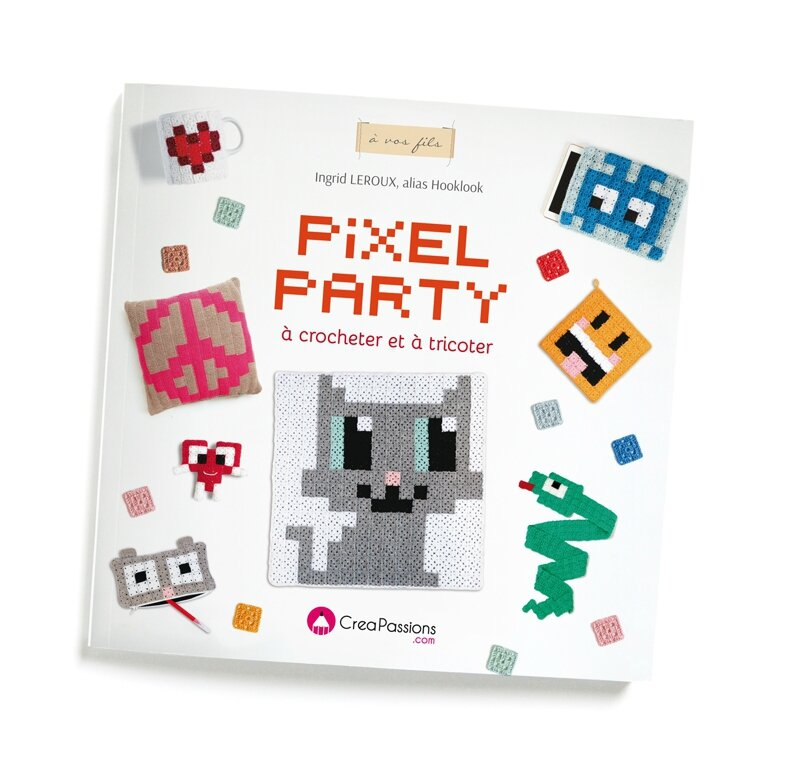 Livre Pixel party