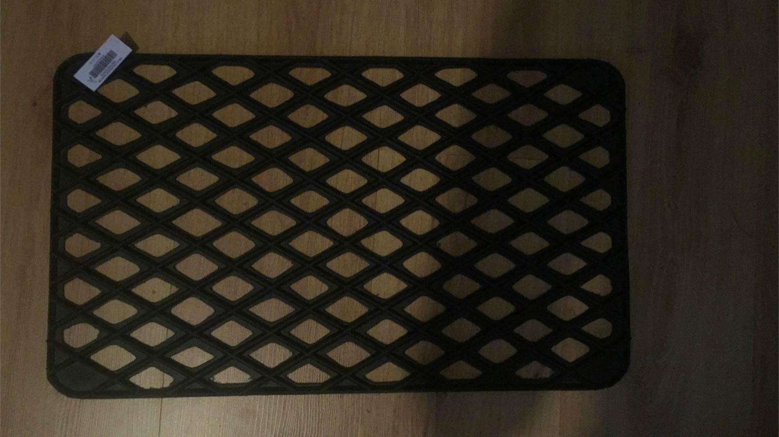 Paillasson fin fabulous tapis de sol xcm with paillasson - Tapis de fouille ...