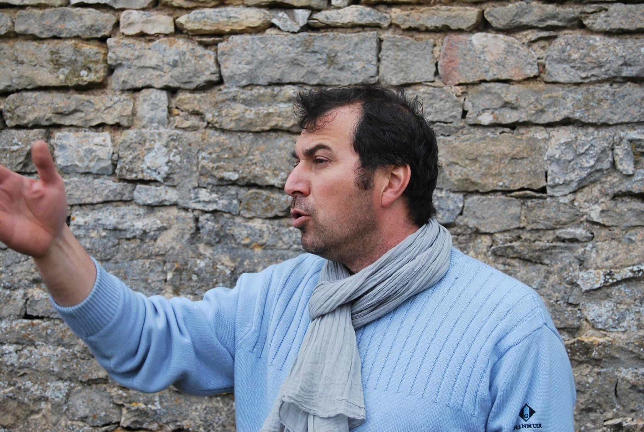 Antoine Olivier, Santenay