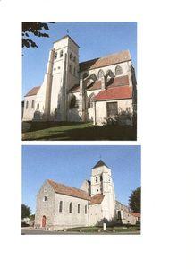 église et chapelle