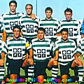 Cristiano ronaldo old team sporting clube portugal photo