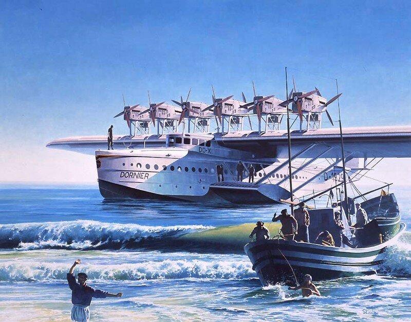 bateau en allemand