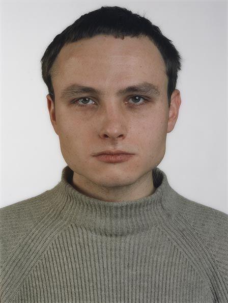12. Thomas Ruff, Portrait (V.Levchenya), 2000.