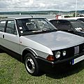Fiat Ritmo 105 TC, 1985