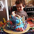 Gâteau nemo