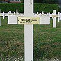 Soldat François PETITJEAN