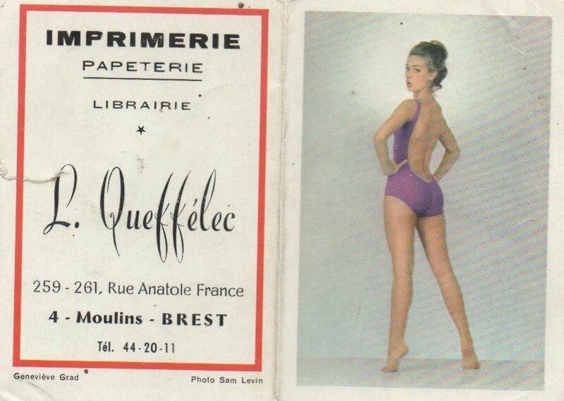 Publicité L Queffelec