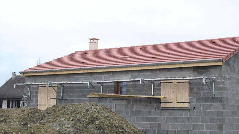 Toit construction maison mikit for Budget construction maison par poste