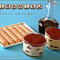 Tiramisu (version classique)