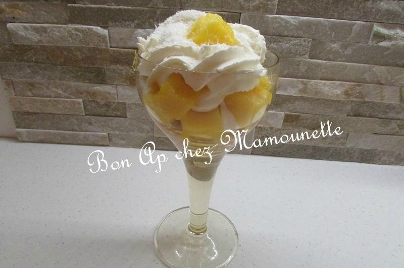 Coupe de mangue sur palet breton à la chantilly maison 020-