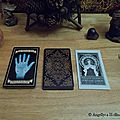 Madame Endora's Fortune Cards - Blog ésotérique Samhain Sabbath - 3