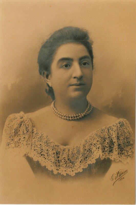452 S G RAIMBOUX Marie Lucilde Adolphine épouse OZIL 1853 1934