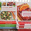 Livre: la cuisine des grands classiques, ma version bio par marie chioca {à gagner} et nouveautés terre vivante.