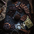 Mousse au chocolat et aux spéculoos