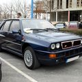 Lancia delta HF integrale (23ème Salon Champenois du véhicule de collection) 01