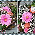 Art floral–composition de pâques