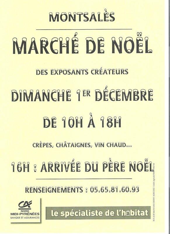 affiche marché de Noël 001(1)