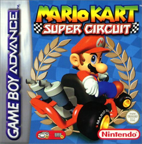 TEST: MARIO KART SUPER CIRCUIT (GameBoy Advance)