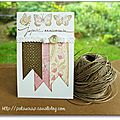 carte shabby Chantal