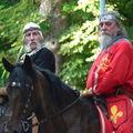 2 nobles et valeureux chevaliers