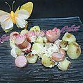 Poelée de pommes de terre francfortoise