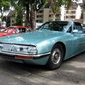Citroen SM (Retrorencard)