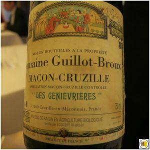 Mâcon-Cruzille Domaine Guillot-Broux