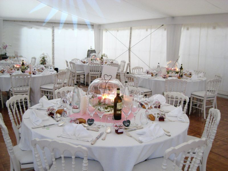 Wedding part 2 rose tea room - Pieds de table originaux ...
