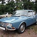 SAAB 99 1.85 coupé 1971 Créhange (1)