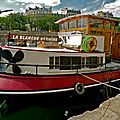 Port de l'Arsenal, Paris plaisance.