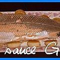Sauce crevettes pour accompagner du poisson