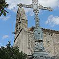 Croix à saint-créac