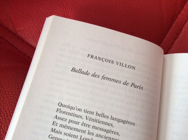 paris villon