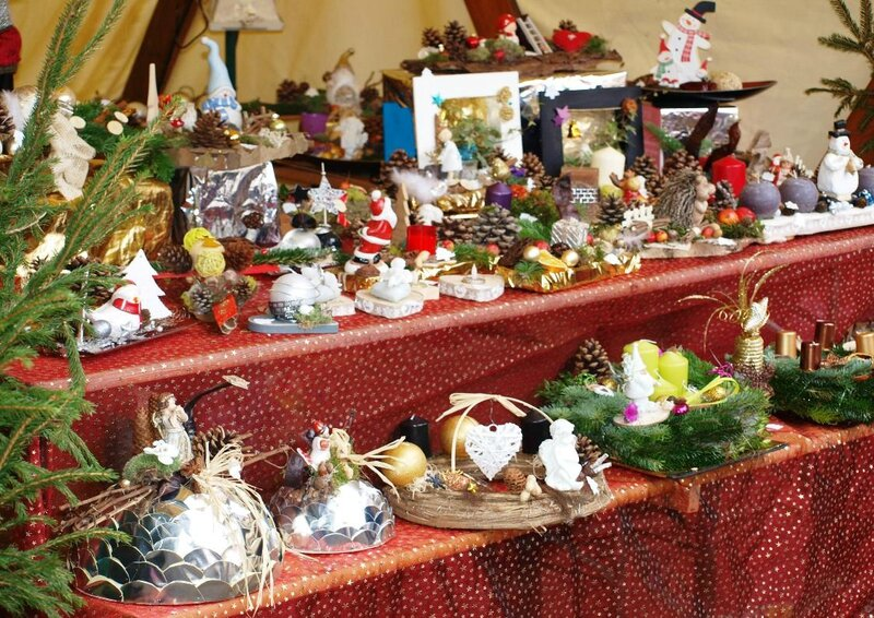 MARCHE NOEL MEDIEVAL RIBEAUVILLE 010