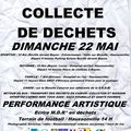 INVITATION DES DECHETS UN MOT ( dimanche 22 mai)