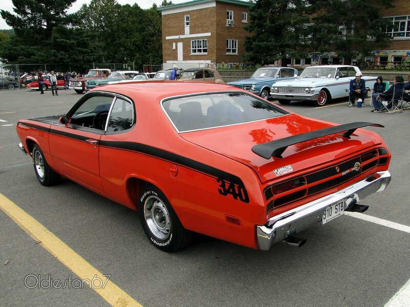 plymouth duster 340 1971 b